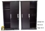 Lemari Pakaian 2 Pintu DFJ-503