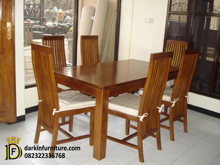 contoh meja makan minimalis meja makan dakin furniture