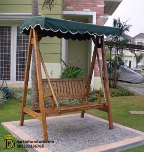 Ayunan Taman Kayu Jati DFJ-1305
