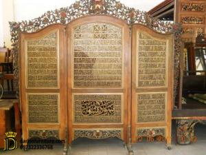 Sketsel Ruangan Kaligrafi