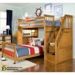 Gambar Tempat Tidur Anak Anak