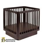 Box Bayi Kayu Murah DFJ-1111