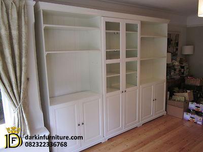 lemari pajangan minimalis modern