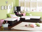 Tempat Tidur Anak Minimalis Murah DFJ-1357