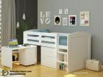 Model Tempat Tidur Anak Perempuan DFJ-1372