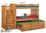 Tempat Tidur Tingkat Anak DFJ-1386