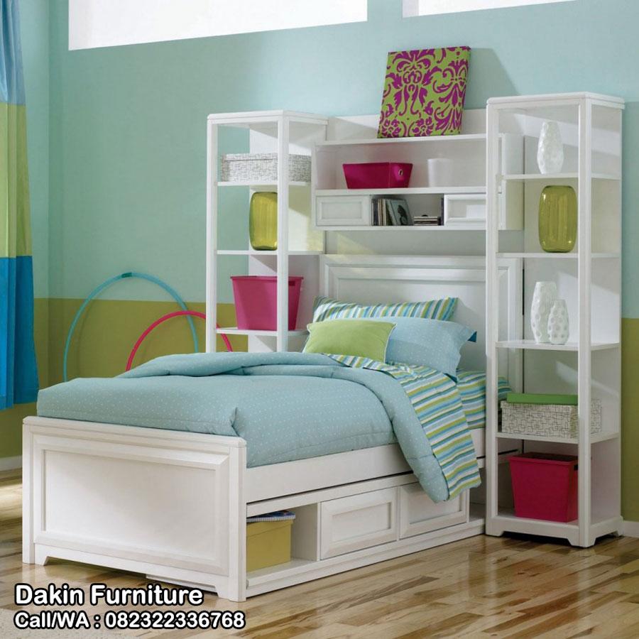 tempat tidur set anak