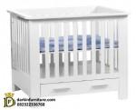 Box Kayu Bayi